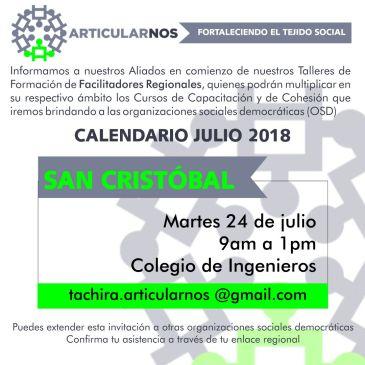 ArticularNOS P2 SnCristobal