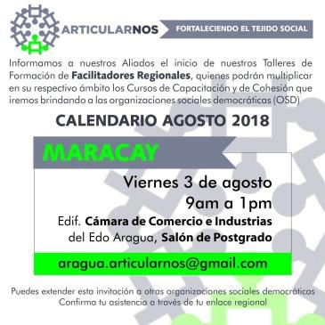 Flyer Aragua