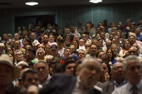 Foto 3 Crónica Uno (Público Aula Magna)
